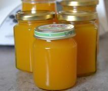 Mango-Pfirsich Marmelade