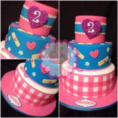 Doc Mcstuffins cake | Doc McStuffins Birthday Party Ideas | Doc McStuffins Party…