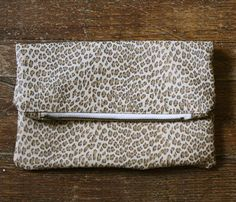 Leopard Pouch - Heather's Picks - Trend Uncovet