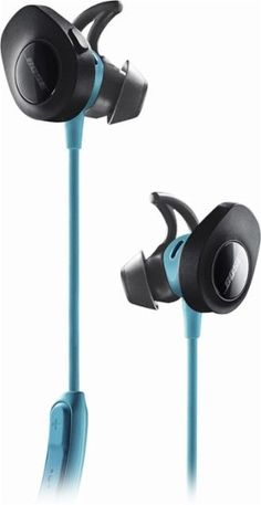 50b1ef23c46 Bose SoundSport Wireless Headphones, Aqua With no wires in the way, Bose  Sound Sport wireless headphones keep you moving with powerful audio and