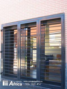 steel grill design for sliding window Steel Grill Design, Window Grill Design Modern, House Window Design, Balcony Grill Design, Grill Door Design, House Front Design, Door Grill, Main Entrance Door Design, Door Gate Design