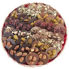 Plateaux de palets 620g, 800g &990g / Boites et coffrets de chocolats