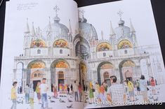 Venice: A Watercolor Travel Journal