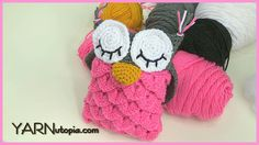 I typically do not give in to major trends, but some just capture my heart. This owl has become popular in the crochet community and in decorating for baby nurseries and kids' rooms. I could …