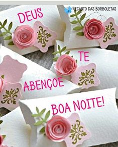 Art Room Doors, Portuguese Quotes, Quilled Paper Art, Jesus Prayer, Prayer Quotes, Good Night, Diy And Crafts, Place Card Holders, Gifs Lindos