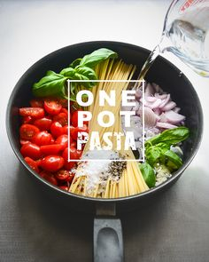 11 minute, One Pot Pasta on things{we}make