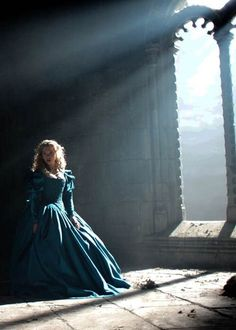 """Léa Seydoux as Belle in French movie Beauty and the Beast, based on traditional fairy tale . """"La belle et la bête. Fantasy Magic, Medieval Fantasy, Fantasy World, Story Inspiration, Writing Inspiration, Character Inspiration, Images Esthétiques, Seydoux, Medieval Clothing"""