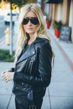 9b5395110a8 1 Jacket 2 Ways - Barefoot Blonde by Amber Fillerup Clark. Porsche  SunglassesBarefoot ...