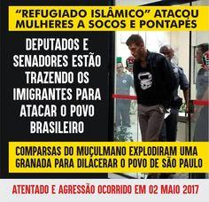 Mostre a verdade @jornalnacional sobre #AtoTerrorista em SP #SOSFFAA Brasil #LulaNaCadeia Já #LavaJatoEuApoio STF