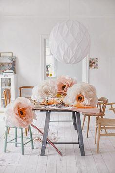 Pompones de colores | Decorar tu casa es facilisimo.com