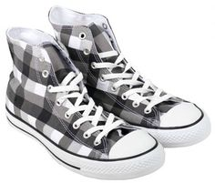 Retro Converse high tops, I've been dying for converse, and these are right up my alley!
