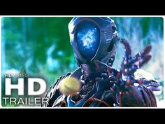 LOST IN SPACE Official Trailer (2018) - YouTube
