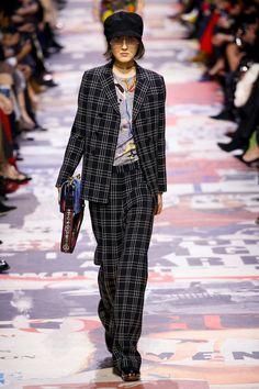 Christian Dior | Ready-to-Wear - Autumn 2018 | Look 11