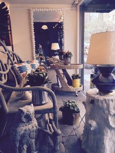 welcoming festive mecox nyc window display interiordesign home