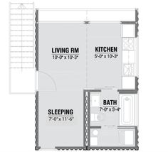 64 best simple floor plans images shipping containers - Simple container house plans ...