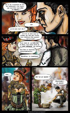 Sourire de Diable-Webcomic planche 14