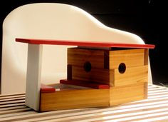 Case Study: Modern Birdhouse With Attached Pool by Burd Haus.....I love it!