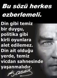 ☾✫ Meaningful Quotes, Inspirational Quotes, Turkish People, The Turk, Muscles In Your Body, Great Leaders, Love You Forever, The Republic, Karma