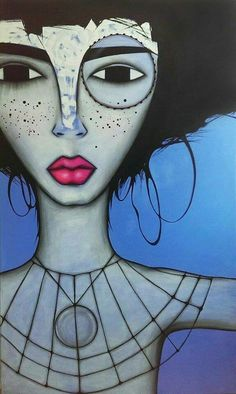 Paintings and drawings by Sandra Mucciardi Artwork Display, Painting & Drawing, Photo Galleries, Halloween Face Makeup, Sketches, Faces, Paintings, Canvas, Abstract
