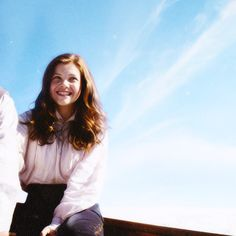 I LOVE Lucy. I've always loved her character. And I'm sorry, but Georgie is just so pretty. Susan Pevensie, Lucy Pevensie, Edmund Pevensie, Narnia Lucy, Narnia Cast, Lps, Narnia Movies, Estilo Lolita, Georgie Henley