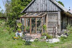 Trädgård - Fröjel