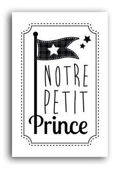 Tampon bois - Notre Petit Prince