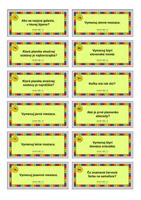 Vedomostná hra pre zvedavé deti - Nasedeticky.sk Back To School Activities, Periodic Table, Classroom, Teaching, Education, Tatoo, Periotic Table, Class Room, Periodic Table Chart