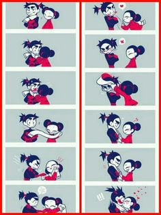 Anime Couples Manga, Cute Anime Couples, Manga Anime, Anime Art, Cartoon As Anime, Couple Cartoon, Character Art, Character Design, Wallpaper Animes