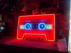Neon by artist Darren Wes #homesbyjohnburke www.HomesByJohnBurke.com #gtaHOMES4u2 @GTAHomes4U t