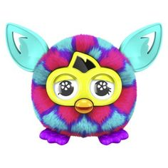 Furby Furblings Creature (Pink and Blue Hearts)