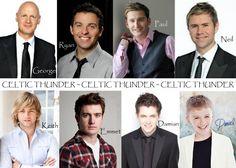 George, Ryan, Paul, Neil, Keith, Emmett, Damian, and Daniel