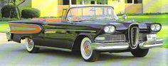 1958 Edsel Convertible