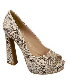 Great heel - looks comfortable