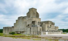 K Reactor Savannah River Site Weapons grade plutonium reactor. 1800x1087