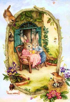 Peter Rabbit nel Carota Motivo Patch Patch trasferimento.
