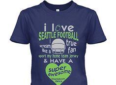 I  Seahawk Football