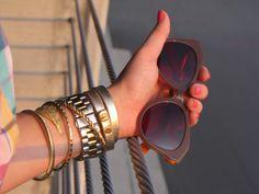 :: new sunnies! ::