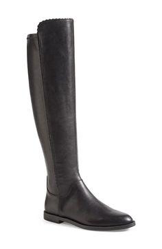 814f9e1f0cf Franco Sarto  Vistalia  Stretch Back Riding Boot (Women)