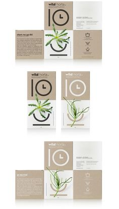 Wild Horta Are The Healthy Greens You Didn't Know You Were Missing — The Dieline | Packaging & Branding Design & Innovation News