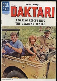 Daktari - this programme inspired my love of Africa - Sue Parry - Deep Nostalgia 1970s Childhood, My Childhood Memories, Mejores Series Tv, Vintage Television, Old Shows, Vintage Tv, Classic Tv, Best Tv, Favorite Tv Shows