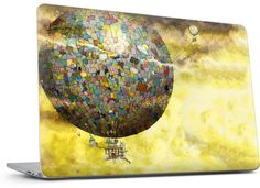 Balloon Laptop Skin - Nuvango  - 7