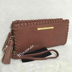 NEW Steve Madden Cognac Tassel Wallet ON SALE for $28 (RETAIL $48)  Mercari: Anyone can buy & sell