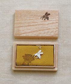 wooden box and jewelry packaging PD