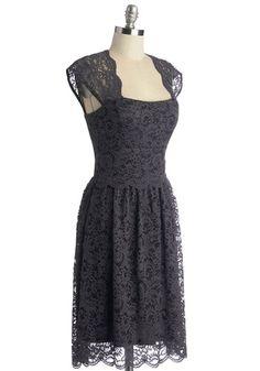 Refined the Way Dress | Mod Retro Vintage Dresses | ModCloth.com