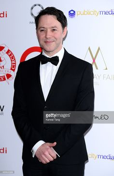 Reece Shearsmith attends the London Critics' Circle Film Awards at The Mayfair Hotel on February 2014 in London, England. Tv Radio, Tv On The Radio, Inside No 9, Reece Shearsmith, League Of Gentlemen, Film Awards, Critic, London England, Gentleman
