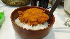 不味そう飯: 豪華、パルケのフライドチキンとご飯!2ピースで100円である。ひじょうに肉々しい。これはうまい。 も...