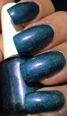 Lilypad Lacquer Exclusive Where the Lilypads Grow (sw on 1 nail) $25