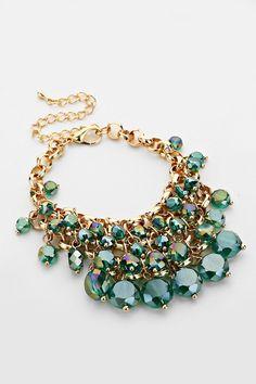 Crystal Capri Bracelet