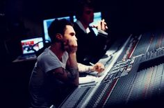 Working on Can't wait! Pop Rock Bands, Cool Bands, Adam And Behati, My Baby Daddy, Adam Levine, Maroon 5, I Cant Even, Having A Crush, Musica