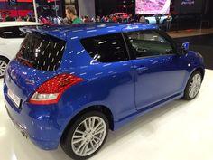 Suzuki Swift Sport - Istanbul Auto Show 2015